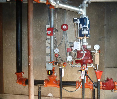 HCI Systems, Inc  - Fire Sprinkler Installation Testing and