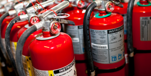 Fire Extinguisher HCI Systems