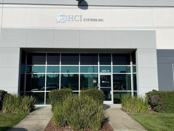Sacramento Office Sign